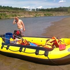 Dobrodružství na řece Moravě