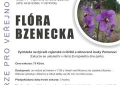 Exkurze pro veřejnost - Flóra Bzenecka